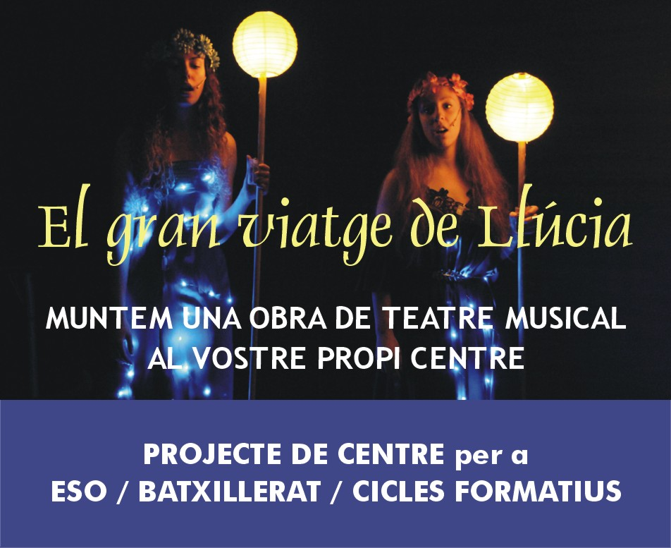 +INFO El Gran Viatge de Llúcia