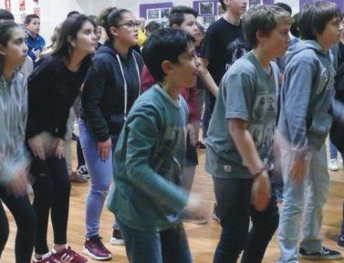 MÉS SESSIONS DE PERCUSSIÓ CORPORAL PER CICLE MITJÀ I SUPERIOR DE PRIMÀRIA