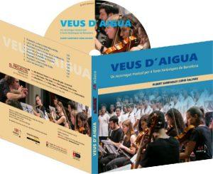 CD en digipack: L'Ensemble Jove El Projectil interpreta la cantata Veus d'Aigua