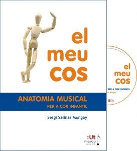 Llibre amb CD: cantata infantil El meu cos