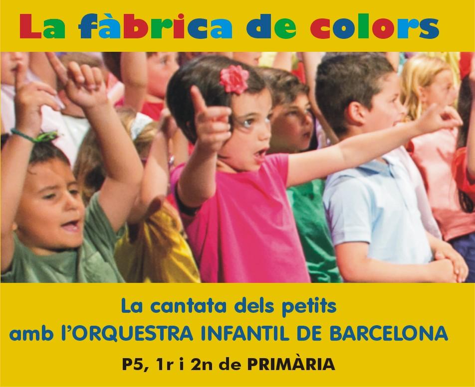 +INFO La Fàbrica de Colors