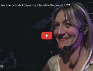 NOU VÍDEO DE L'ORQUESTRA INFANTIL DE BARCELONA 2021